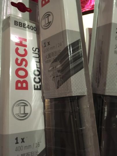 博世(BOSCH)雨刷器/雨刮器/雨刮片火翼全金属支架有骨U型24英寸一支装(具体车型咨询在线客服) 晒单图