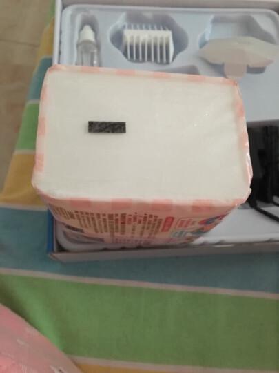 心相印婴儿棉柔巾/抽纸 干湿两用巾100片*6包组合装 晒单图