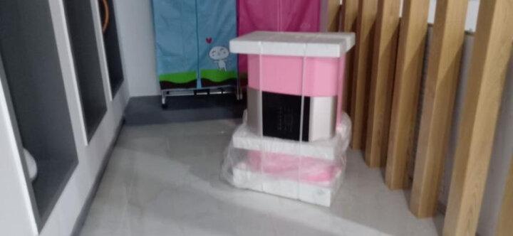 速热奇(SRQ)热水器电热 出水断电 60升扁桶双胆家用变频速热长时保温储水式 摇控 电热水器 50升双胆速热 出水断电 上门安装 晒单图