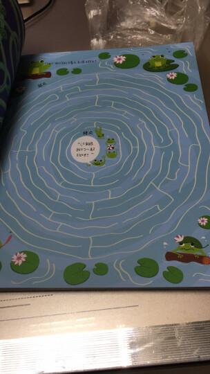 神奇的专注力训练游戏书(套装全4册)[荐书联盟推荐] 晒单图