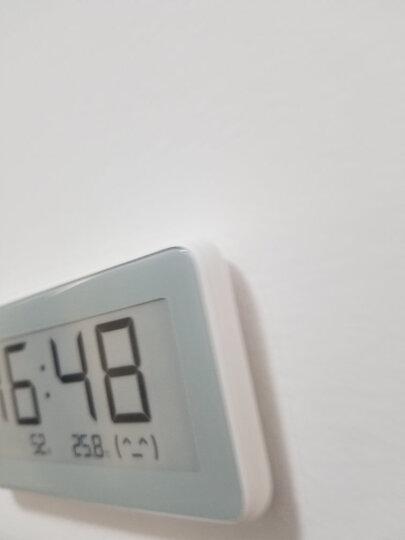 小米 米家蓝牙温湿度计 高灵敏度传感器 LCD屏幕 磁吸墙贴 低功耗 晒单图