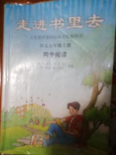 人教版义务教育课程标准实验教科书 语文同步阅读 五年级上册 走进书里去 晒单图