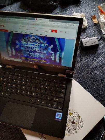 海尔(haier) 简爱S11 11.6英寸轻薄便携触控二合一笔记本电脑 【惠】4G内存+128G固态-香槟金 晒单图