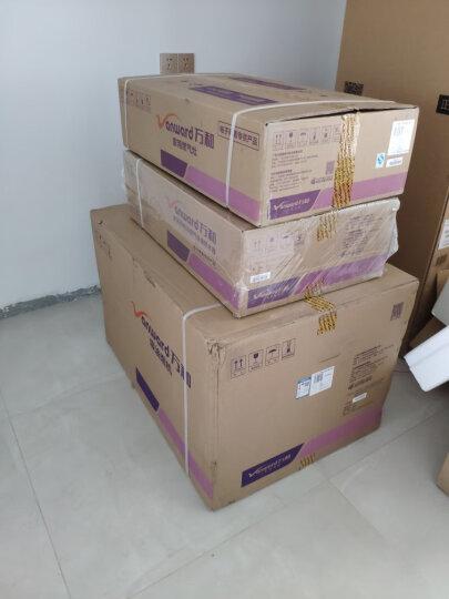 万和(Vanward) 油烟机灶具套装 热水器X515A+B8-B20XW+12ET09 一级能效 欧式抽油烟机 液化气灶 热水器 20Y 晒单图