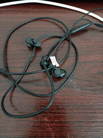 桐之音(TZY) E128手机有线耳机入耳式带麦 OPPO华为小米vivo通用线控耳机 经典黑色 晒单图