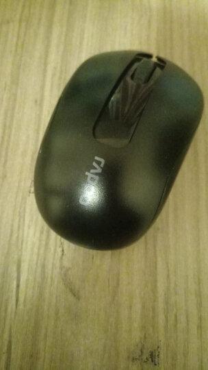 雷柏(Rapoo) M218 无线鼠标 办公鼠标 笔记本鼠标 黑色 晒单图