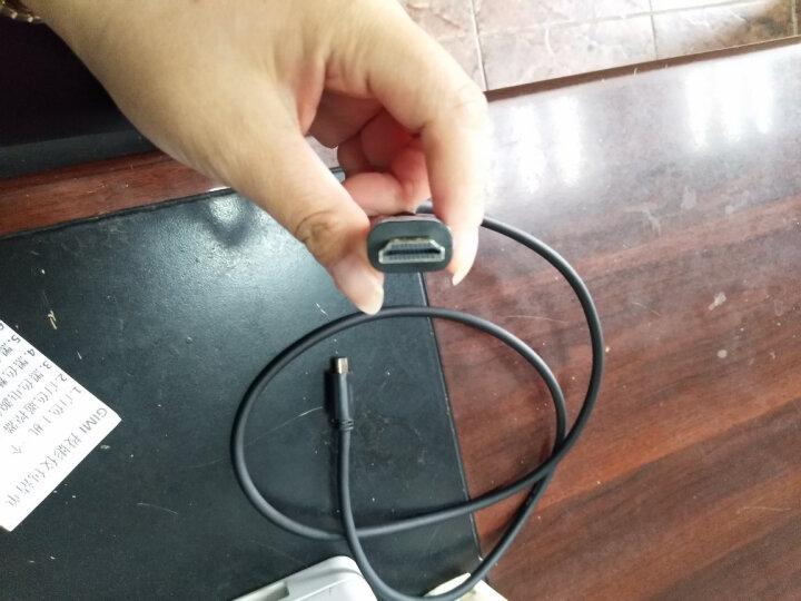 悟印像 WH-8818 HDMI数字高清线 1.5米 4K 2.0版 3D功能 投影仪 笔记本电脑接显示器 电视机机顶盒连接线 晒单图