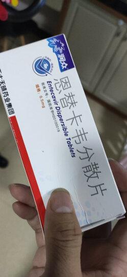 韦瑞德(进口) 富马酸替诺福韦二吡呋酯片 300mg*30片 晒单图