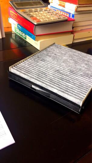 马勒 双效活性炭空调滤清器/滤芯 大众迈腾(07至16款) 晒单图