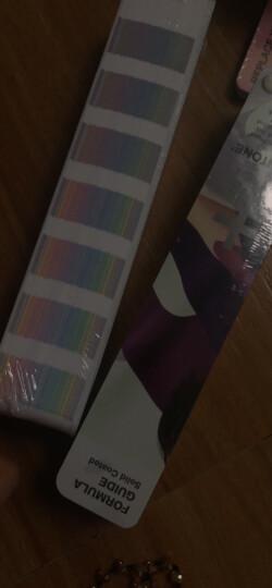 新版彩通PANTONE音潘通色卡 PMS国际通用标准专色C卡U卡CU卡印刷色卡GP1601N 晒单图