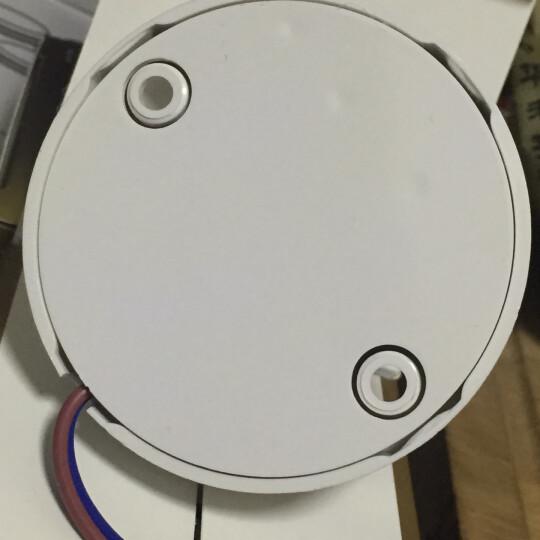 星凡灯饰 声光控灯头座楼道感应延时开关声控开关灯座头led节能灯泡E27螺口 声光控延时灯座 晒单图