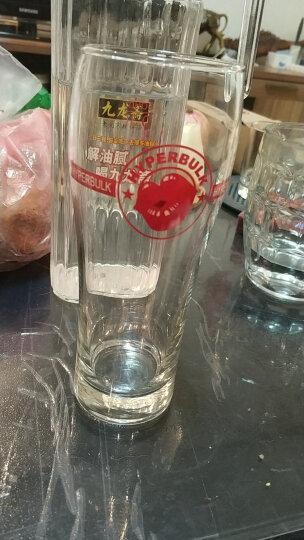 超级波酒业-创意大红唇小麦啤酒杯 德国(Sahm)定制无铅玻璃杯300ml 晒单图