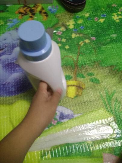 子初婴儿天然皂液草本植萃洗衣液(1L+6*500ml)宝宝儿童洗衣液新生儿洗护用品 晒单图
