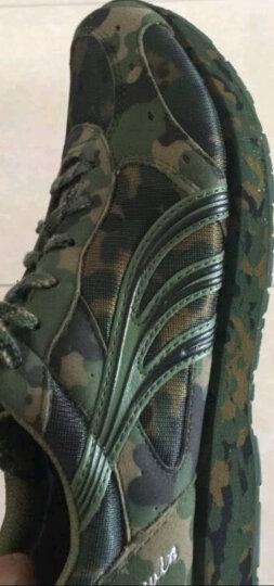 多威(Do-win)跑步鞋 透气防脱胶男女慢跑马拉松跑步运动鞋 绿色2711A 42 晒单图
