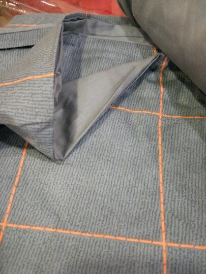 维洁家纺 床上四件套纯棉床笠四件套全棉婚庆床上用品床单卡通床品床罩被套1.8米床 甜心菠萝 1.8m(6英尺)床单款 晒单图