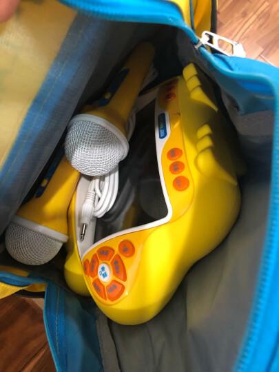 蓝宝贝(LanBaoBei)儿童视频大黄鸭早教机wifi学习机幼儿宝宝故事机0-1-3-6岁益智玩具 7英寸点读触屏版16G 晒单图