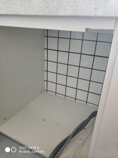美的(Midea) 8套 WiFi智控洗 全智能除菌嵌入式家用洗碗机 WQP8-W3908J-CN 晒单图