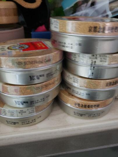 【2份减20元】京都念慈菴枇杷糖60g*4盒 念慈庵清凉润喉糖果 泰国进口糖果零食 原味枇杷糖4盒 晒单图