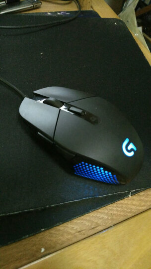 罗技(G)G302有线鼠标 游戏鼠标 电竞游戏鼠标 MOBA游戏鼠标 吃鸡鼠标 绝地求生 4000DPI 晒单图