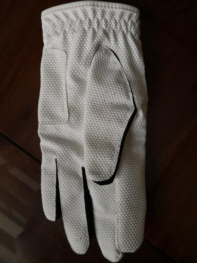 博勒克斯(BOLUX)高尔夫球手套男 防滑耐磨伸缩魔术手套 正手 戴在左手上 L码(25码-26码) 晒单图