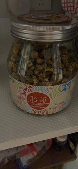 中国香港品牌 虎标 茶叶 花草茶 胎菊花茶 杭白菊120g 晒单图