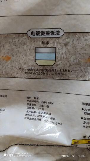 香满园  泰清香 茉莉香米 大米 5kg 籼米 长粒米 晒单图