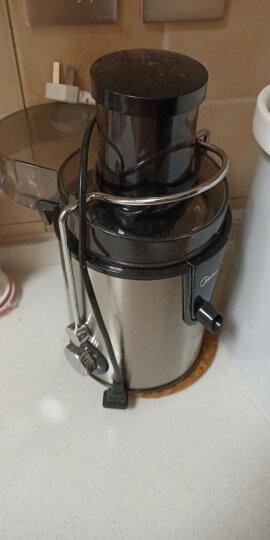 美的(Midea)榨汁机 原汁机不锈钢机身 多功能料理机家用果汁机WJE2802D 晒单图