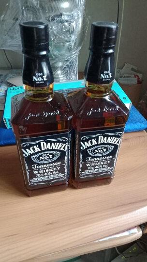 杰克丹尼(Jack Daniels)洋酒 田纳西州威士忌 特别定制版礼盒 700ml 晒单图