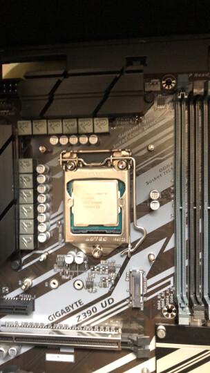 技嘉(GIGABYTE) Z390 UD 超耐久?系列 台式电脑游戏主板ATX大板 XMP内存超频 主板cpu套装:i3 9100F盒装 晒单图