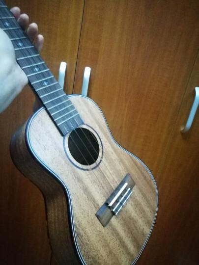 TOM 尤克里里23寸26寸21寸小吉他乌克丽丽儿童成人ukulele 23寸桃花心木TUC-200 晒单图