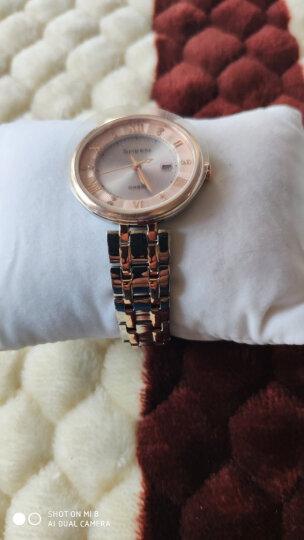 卡西欧(CASIO)手表 SHEEN 女士人工合成蓝宝石玻璃时尚腕表 太阳能石英表 SHE-4516SBS-7D 晒单图