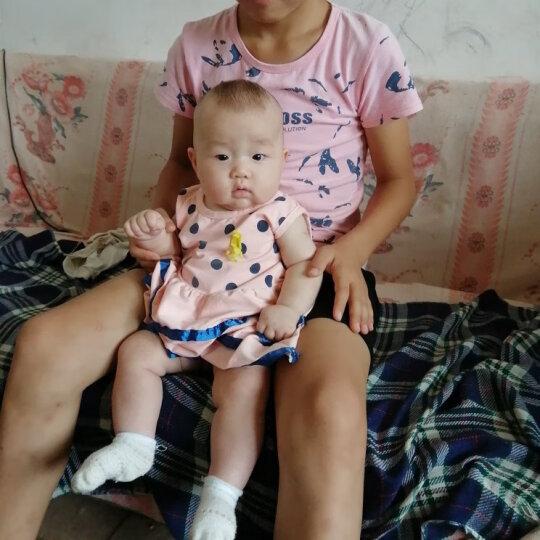 易简(yijan)婴儿理发器 超静音防水充电理发器 宝宝剃头器 儿童理发器电推剪发器 HK500A 晒单图