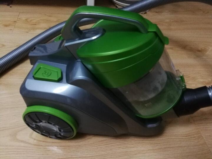 美的(Midea)吸尘器C3-L148B家用无耗材卧式吸尘器 晒单图