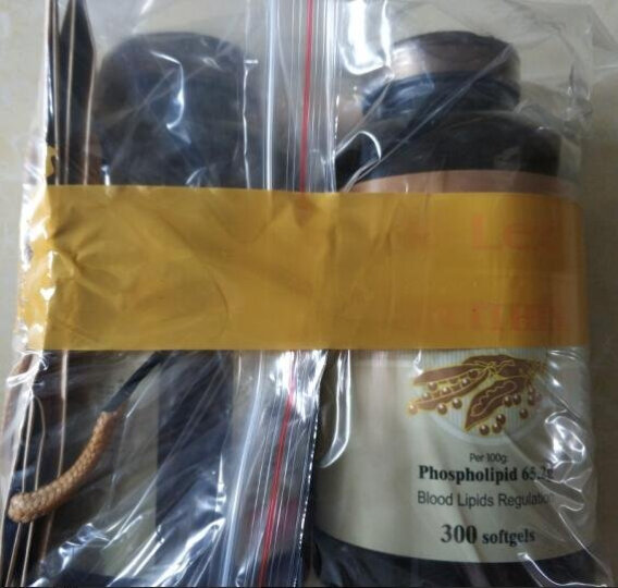 康力士美国原装进口深海鱼油卵磷脂三文鱼油软胶囊可以搭鱼肝油成人老人营养保健品 鱼油100粒+磷脂100粒 晒单图