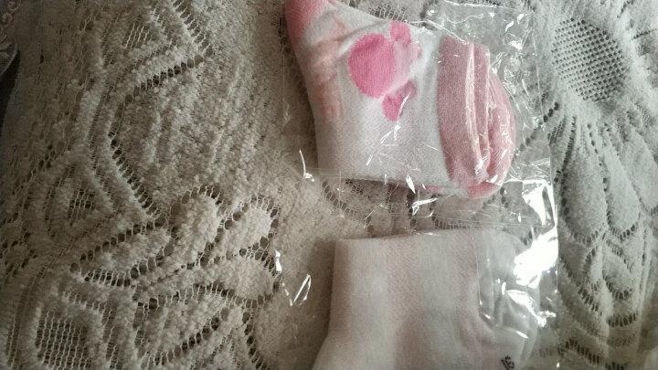 迪士尼儿童袜子男女童夏薄款小孩宝宝中筒短袜 M3739男童5双组 22-24cm/适合10岁以上 晒单图