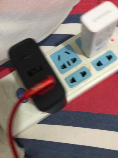 ZMI(紫米)18W 快充 9V/5V 2A 充电器/充电头/适配器 紫米 HA511 适用于苹果安卓手机平板 白色 晒单图