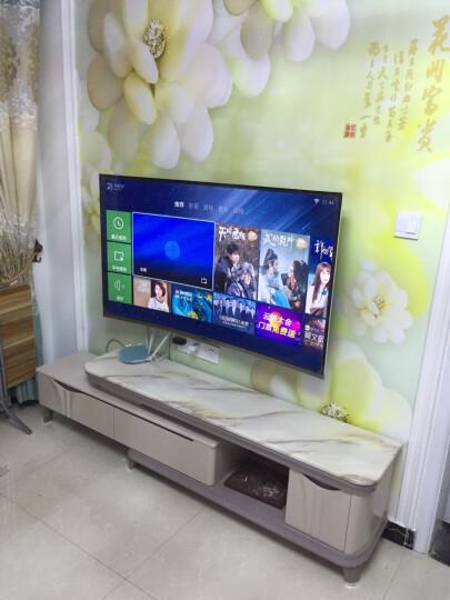 TCL D43A810 43英寸观影王 全高清八核安卓智能LED液晶电视机(金色) 晒单图