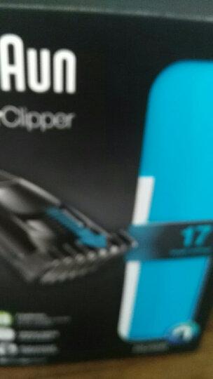 博朗(BRAUN) 电动成人儿童理发器 德国进口剃头刀可水洗电推子 HC5030 晒单图