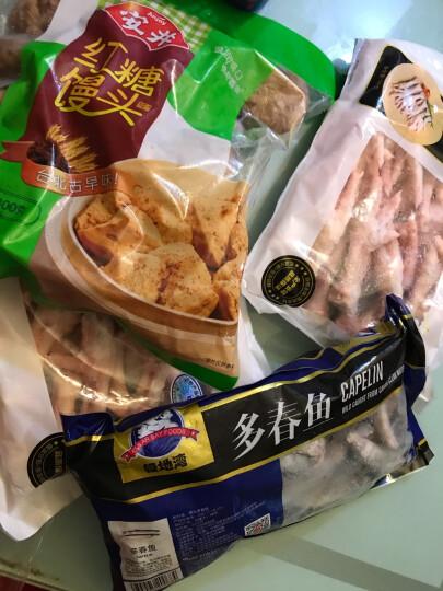 正大单冻鸡爪1kg出口日本欧盟级 烤鸡爪卤鸡爪卤味鸡爪卤鸡脚 烧烤食材卤味卤煮食材 晒单图