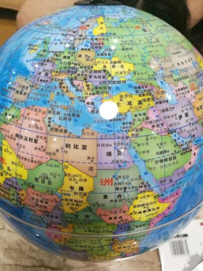 北斗地球仪 20cm学生地理学习地球仪 办公用品 教学研究摆件 教学用品(赠中国、世界地理常用知识地图) 晒单图