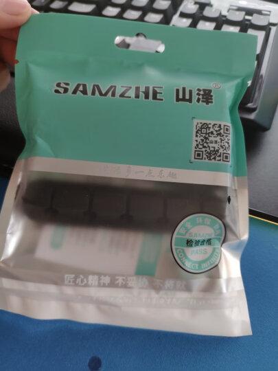 山泽(SAMZHE)包线束线管 电线收纳管固定理线器15mm直径1.5米 LX-115 晒单图
