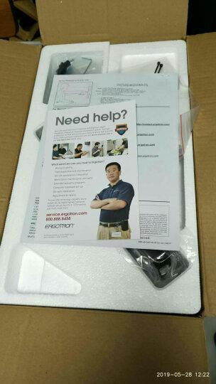 爱格升(ERGOTRON)LX 45-241-026显示器支架台式电脑屏幕伸缩旋转支臂桌面升降增高架 45-241-026(抛光铝合金桌夹+穿孔安装) 晒单图