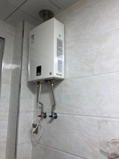 林内(Rinnai) 燃气热水器 家用恒温静音天然气Q-Tec 16升 晒单图