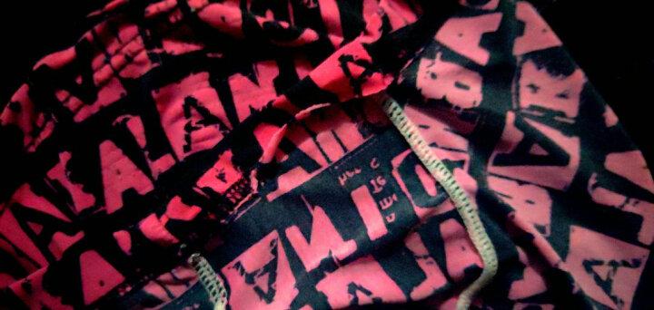CabraKalani男士内裤莫代尔透气官方品牌四角裤冰丝凹凸设计平角纯棉内裤男四条装 正品A1CK4莫代尔兰兰树叶 XL(115-140斤) 晒单图