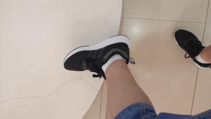 鸿星尔克ERKE 女鞋新品舒适防滑常规跑鞋 52117120110 新桃红 39 晒单图