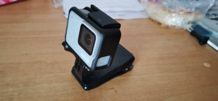 劲码 GoPro Hero 7 6 5背包夹360度旋转多功能调节夹子小蚁山狗米家gopro8配件 小蚁 米家 山狗系列 晒单图