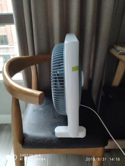 美的(Midea)KYT30-15AW 家用风扇 节能可定时 台式转页扇/鸿运扇/电风扇 晒单图