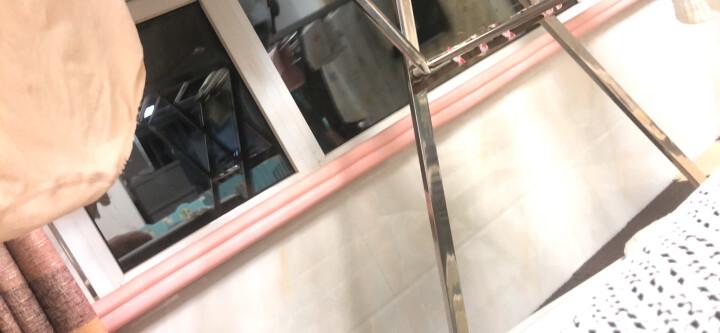 贝得力 宝宝防撞条墙角包边防磕碰小孩安全条家具桌边护角幼儿园婴儿桌沿窗台玻璃茶几软包加厚加宽红色4米 晒单图