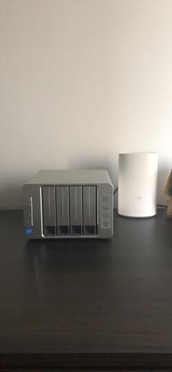 铁威马(TERRA MASTER)F4-221四盘位 NAS网络存储服务器RAID云存储 空槽+4*4T红盘 组16T 晒单图