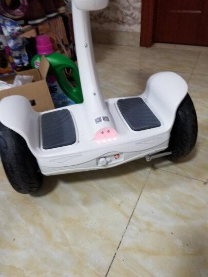 Airwheel 爱尔威坐立平衡车 两轮体感车双轮电动儿童扭扭车男女思维车 S8S-15KM白色 晒单图